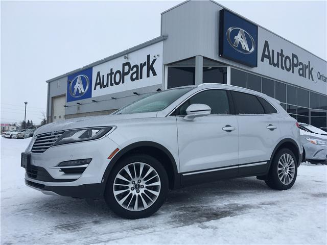 2015 Lincoln MKC Base (Stk: 15-35602MB) in Barrie - Image 1 of 30