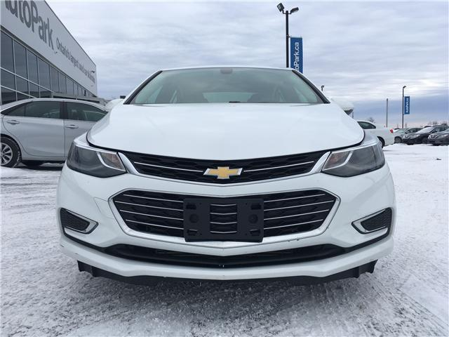 2017 Chevrolet Cruze Premier Auto (Stk: 17-31539RJB) in Barrie - Image 2 of 28