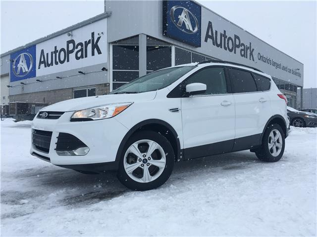 2015 Ford Escape SE (Stk: 15-83154MB) in Barrie - Image 1 of 26