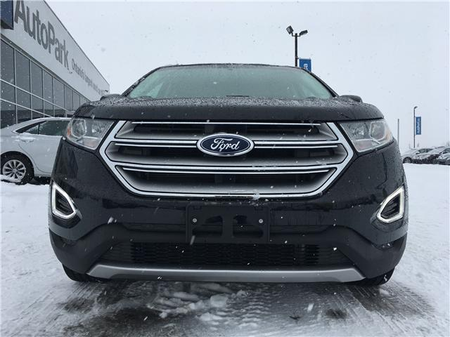 2018 Ford Edge SEL (Stk: 18-60096RMB) in Barrie - Image 2 of 26