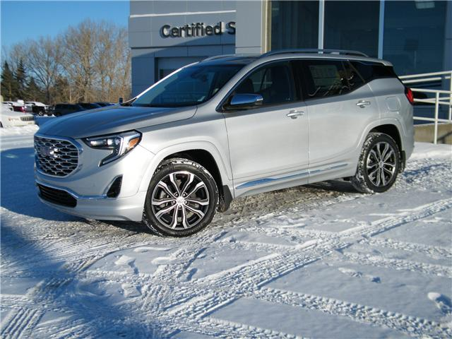2019 GMC Terrain Denali (Stk: 56361) in Barrhead - Image 2 of 18