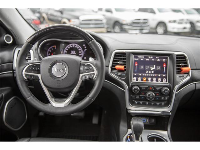 2018 Jeep Grand Cherokee Summit (Stk: EE895950) in Surrey - Image 12 of 27