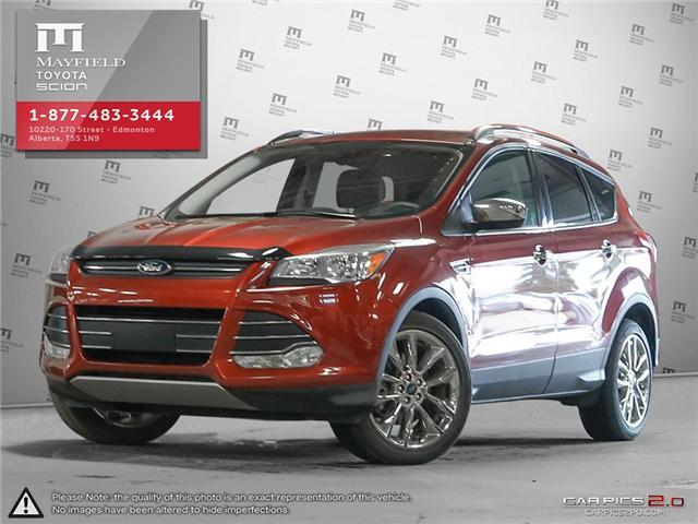2015 Ford Escape SE (Stk: 1802310B) in Edmonton - Image 1 of 20