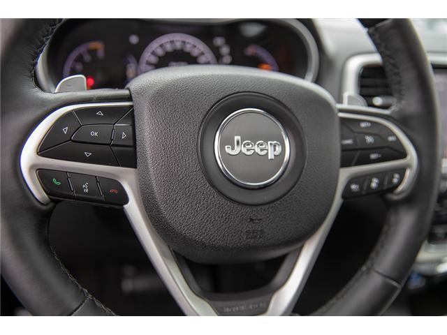 2018 Jeep Grand Cherokee Summit (Stk: EE895950) in Surrey - Image 19 of 27