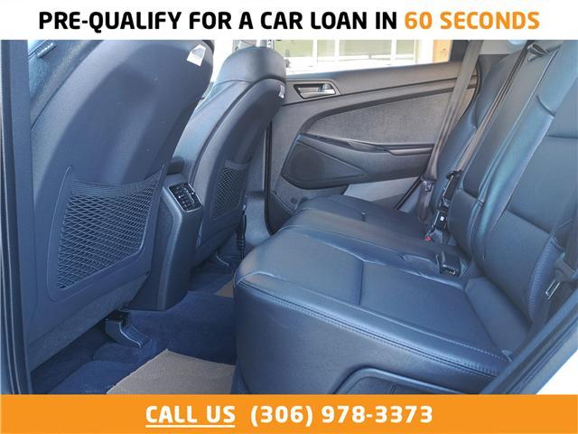 2018 Hyundai Tucson SE 2.0L (Stk: F321) in Saskatoon - Image 20 of 26