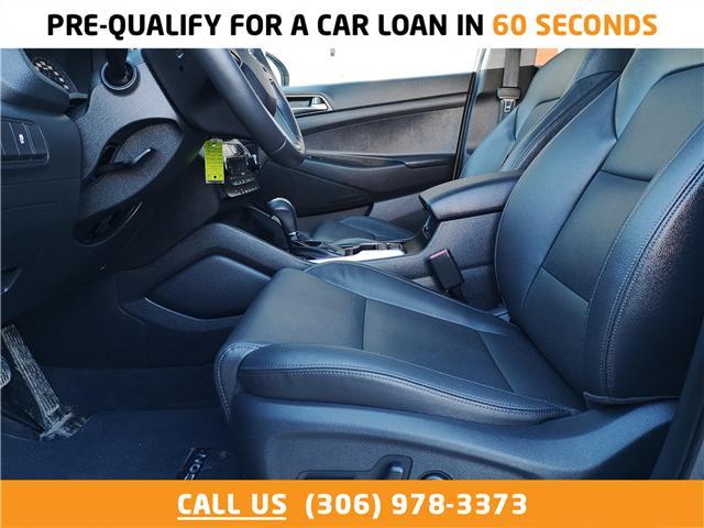 2018 Hyundai Tucson SE 2.0L (Stk: F321) in Saskatoon - Image 19 of 26