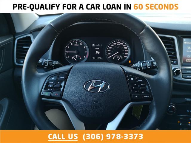 2018 Hyundai Tucson SE 2.0L (Stk: F321) in Saskatoon - Image 7 of 26