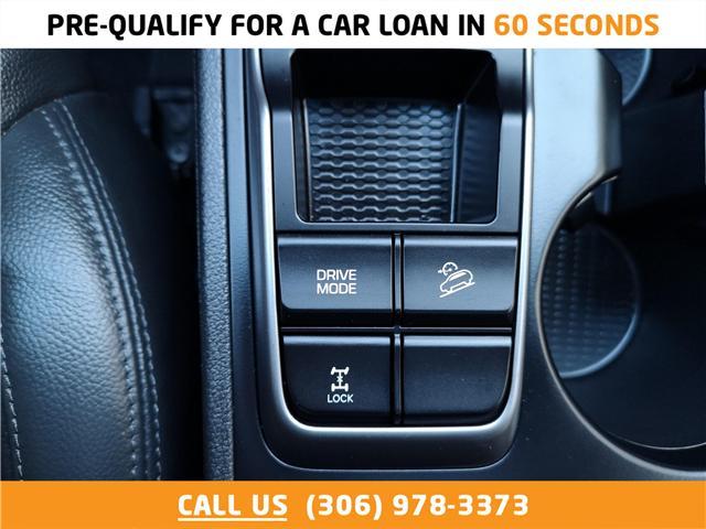 2018 Hyundai Tucson SE 2.0L (Stk: F321) in Saskatoon - Image 14 of 26