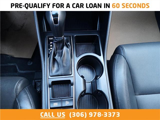 2018 Hyundai Tucson SE 2.0L (Stk: F321) in Saskatoon - Image 13 of 26
