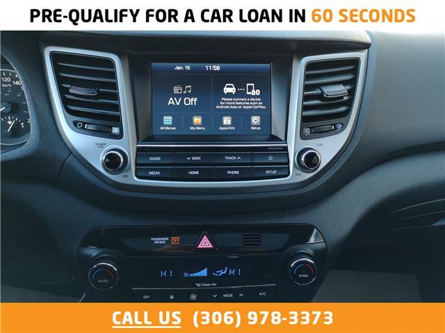 2018 Hyundai Tucson SE 2.0L (Stk: F321) in Saskatoon - Image 10 of 26