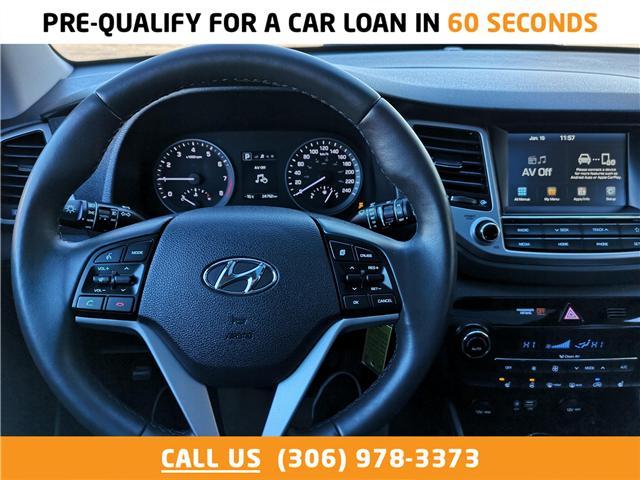 2018 Hyundai Tucson SE 2.0L (Stk: F321) in Saskatoon - Image 8 of 26