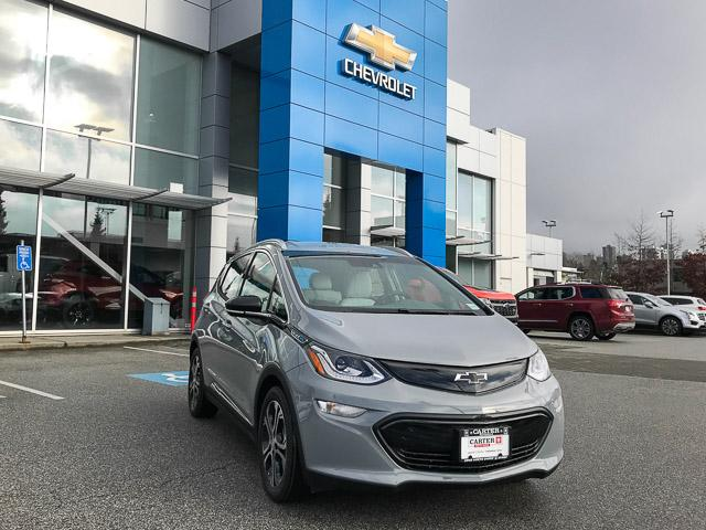 2019 Chevrolet Bolt EV Premier (Stk: 9B75830) in North Vancouver - Image 2 of 13