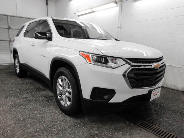 2019 Chevrolet Traverse LS (Stk: Y9-34710) in Burnaby - Image 2 of 14