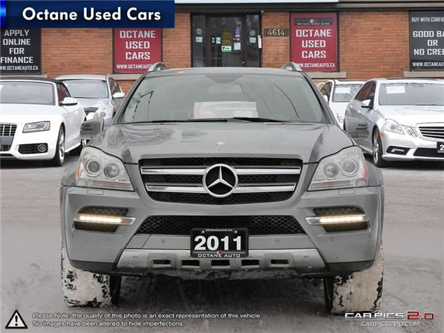 2011 Mercedes-Benz GL-Class Base (Stk: ) in Scarborough - Image 2 of 24