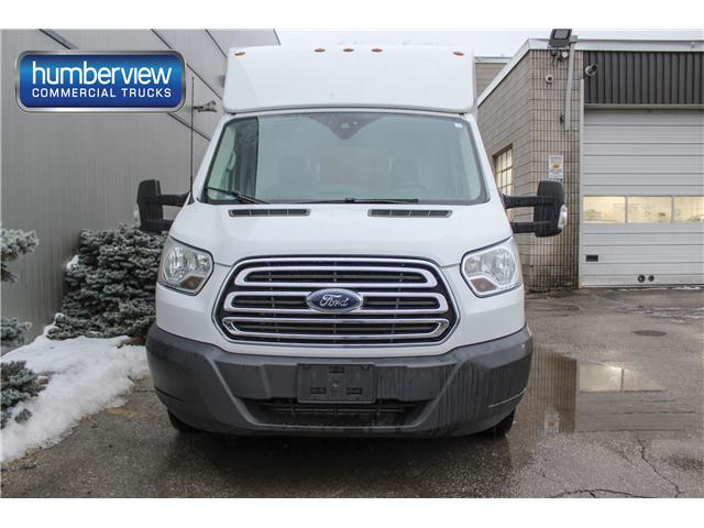 2016 Ford Transit-350 Cutaway Base (Stk: CTDR2325 DIESEL ) in Mississauga - Image 2 of 9