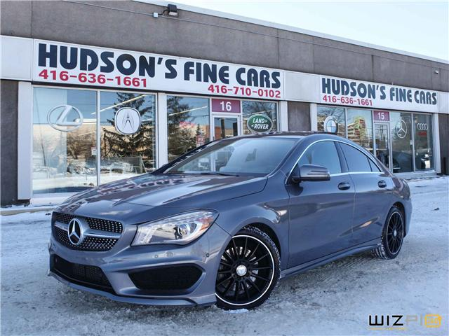 2015 Mercedes-Benz CLA-Class  (Stk: 41321) in Toronto - Image 1 of 29