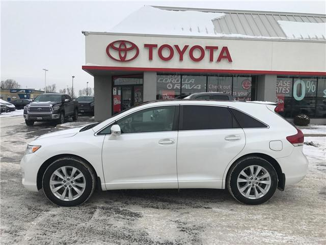 2015 Toyota Venza Base (Stk: P0054510) in Cambridge - Image 1 of 14