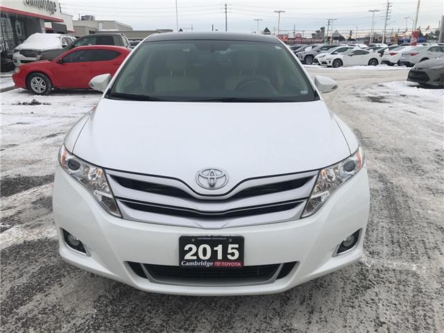 2015 Toyota Venza Base (Stk: P0054510) in Cambridge - Image 3 of 14