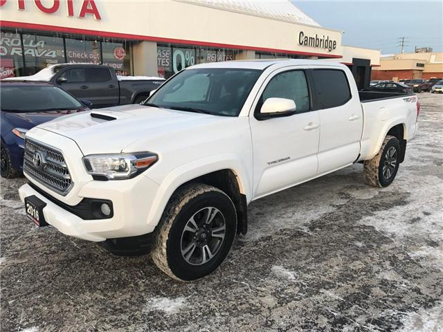 2016 Toyota Tacoma  (Stk: 1812161) in Cambridge - Image 2 of 14