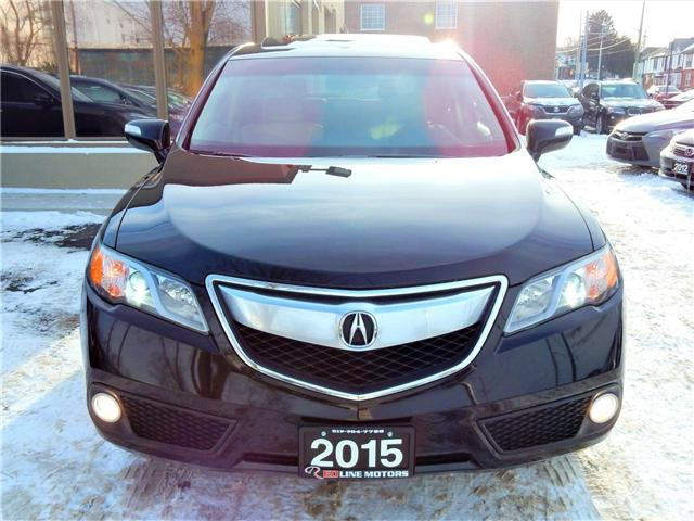 2015 Acura RDX Base (Stk: 5J8TB4) in Kitchener - Image 2 of 26