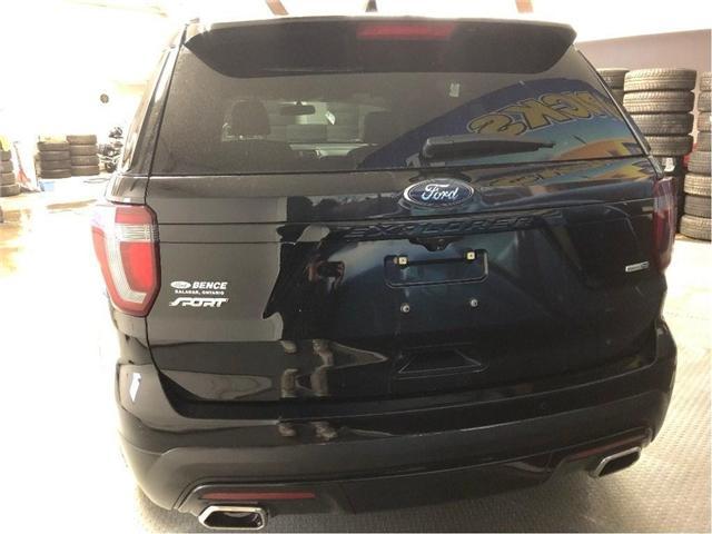 2017 Ford Explorer Sport (Stk: d45321) in NORTH BAY - Image 4 of 29