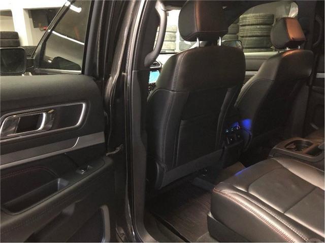2017 Ford Explorer Sport (Stk: d45321) in NORTH BAY - Image 22 of 29