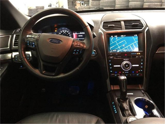 2017 Ford Explorer Sport (Stk: d45321) in NORTH BAY - Image 26 of 29