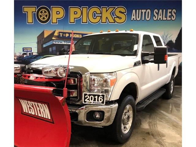 2016 Ford F-250 XLT (Stk: b46271) in NORTH BAY - Image 1 of 27