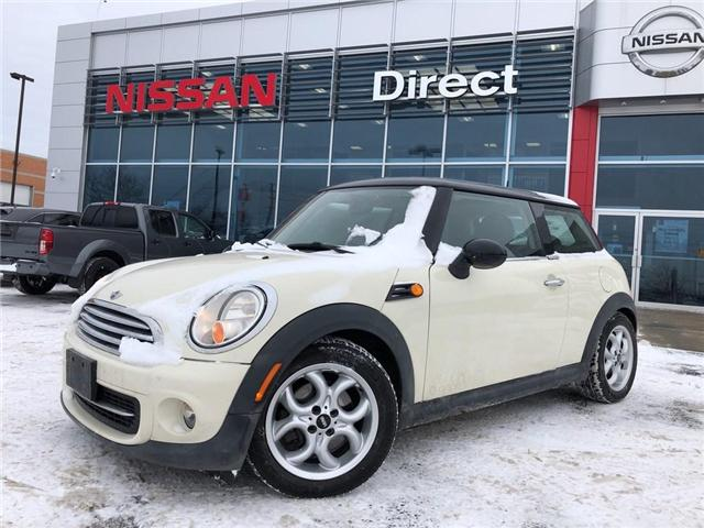 2012 MINI Cooper Hardtop KNIGHTSBRIDGE EDITION | CERTIFIED (Stk: N3702A) in Mississauga - Image 1 of 17