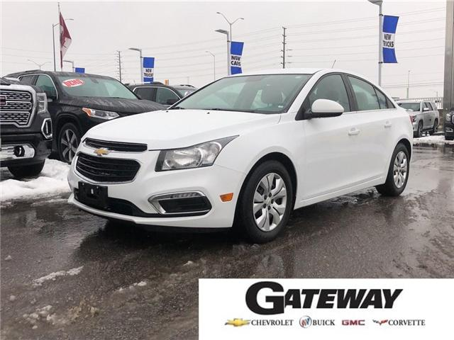 2016 Chevrolet Cruze LT|1LT Limited LT Turbo|Bluetooth| (Stk: PA17797) in BRAMPTON - Image 1 of 17
