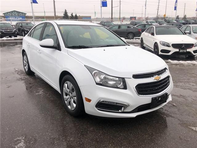 2016 Chevrolet Cruze LT|1LT Limited LT Turbo|Bluetooth| (Stk: PA17797) in BRAMPTON - Image 3 of 17