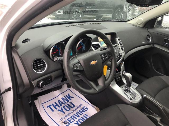 2016 Chevrolet Cruze LT|1LT Limited LT Turbo|Bluetooth| (Stk: PA17797) in BRAMPTON - Image 8 of 17
