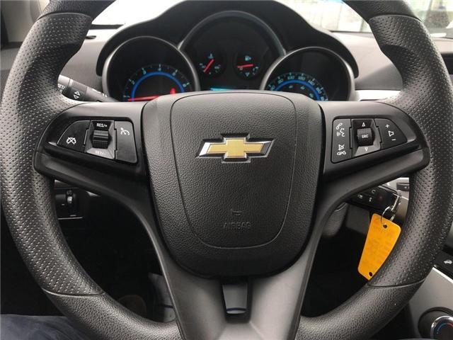 2016 Chevrolet Cruze LT|1LT Limited LT Turbo|Bluetooth| (Stk: PA17797) in BRAMPTON - Image 13 of 17