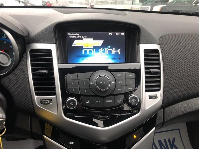 2016 Chevrolet Cruze LT|1LT Limited LT Turbo|Bluetooth| (Stk: PA17797) in BRAMPTON - Image 14 of 17