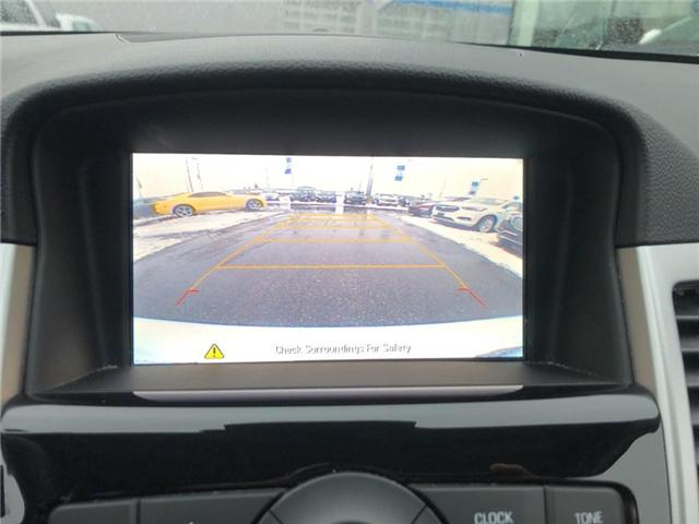 2016 Chevrolet Cruze LT|1LT Limited LT Turbo|Bluetooth| (Stk: PA17797) in BRAMPTON - Image 15 of 17