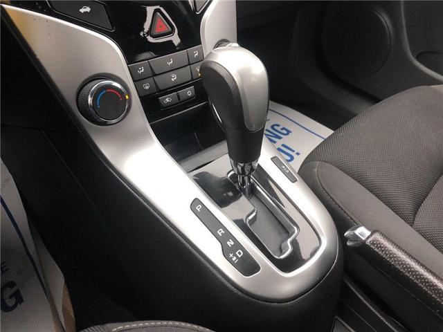 2016 Chevrolet Cruze LT|1LT Limited LT Turbo|Bluetooth| (Stk: PA17797) in BRAMPTON - Image 17 of 17