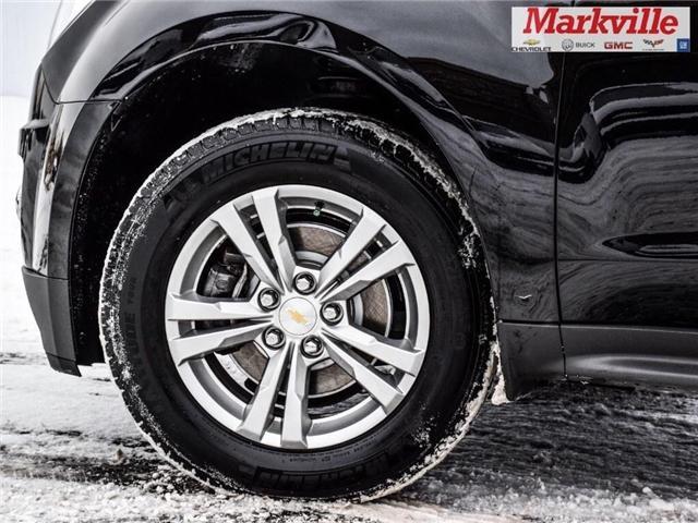 2015 Chevrolet Equinox 2LT-LEATHR-RF-TRUE NORTH-GM CERTIFIED PO-1 OWNER (Stk: P6287) in Markham - Image 4 of 26