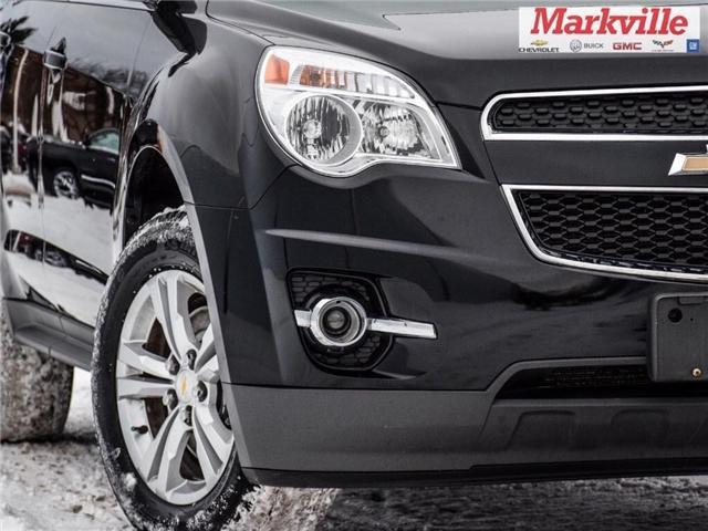 2015 Chevrolet Equinox 2LT-LEATHR-RF-TRUE NORTH-GM CERTIFIED PO-1 OWNER (Stk: P6287) in Markham - Image 9 of 26