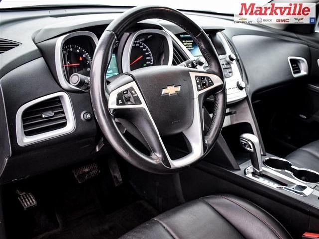 2015 Chevrolet Equinox 2LT-LEATHR-RF-TRUE NORTH-GM CERTIFIED PO-1 OWNER (Stk: P6287) in Markham - Image 11 of 26