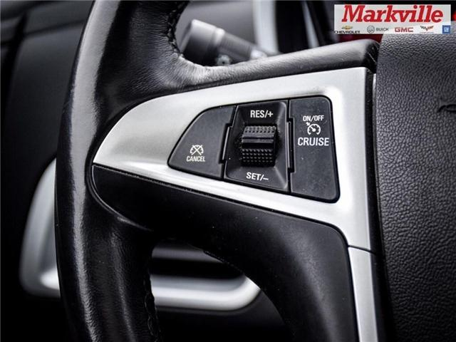2015 Chevrolet Equinox 2LT-LEATHR-RF-TRUE NORTH-GM CERTIFIED PO-1 OWNER (Stk: P6287) in Markham - Image 21 of 26