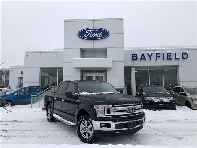 2018 Ford F-150 XLT (Stk: FP181093) in Barrie - Image 1 of 24