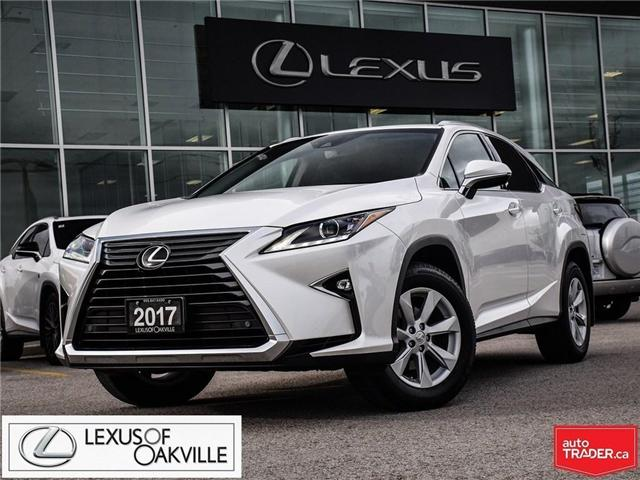 2017 Lexus RX 350 Base (Stk: UC7545) in Oakville - Image 1 of 18