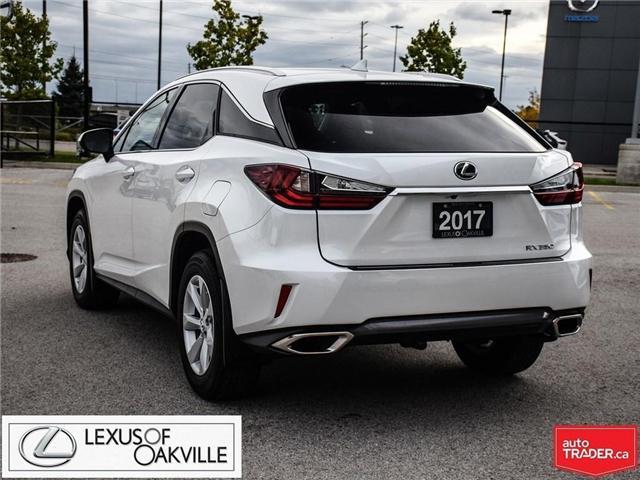 2017 Lexus RX 350 Base (Stk: UC7545) in Oakville - Image 4 of 18