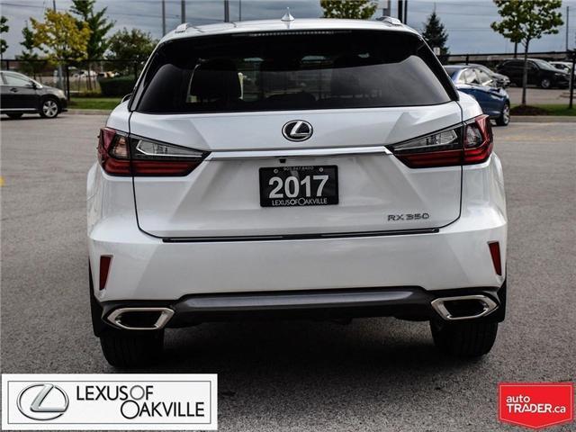 2017 Lexus RX 350 Base (Stk: UC7545) in Oakville - Image 5 of 18