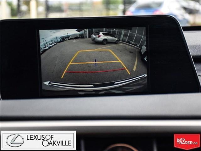 2017 Lexus RX 350 Base (Stk: UC7545) in Oakville - Image 18 of 18