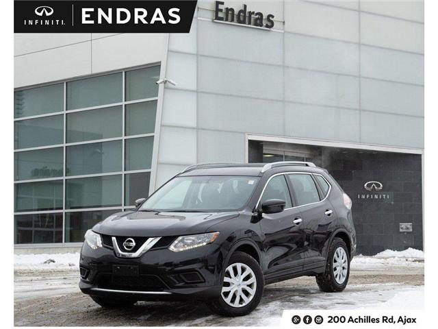 2016 Nissan Rogue S (Stk: P0754) in Ajax - Image 1 of 21
