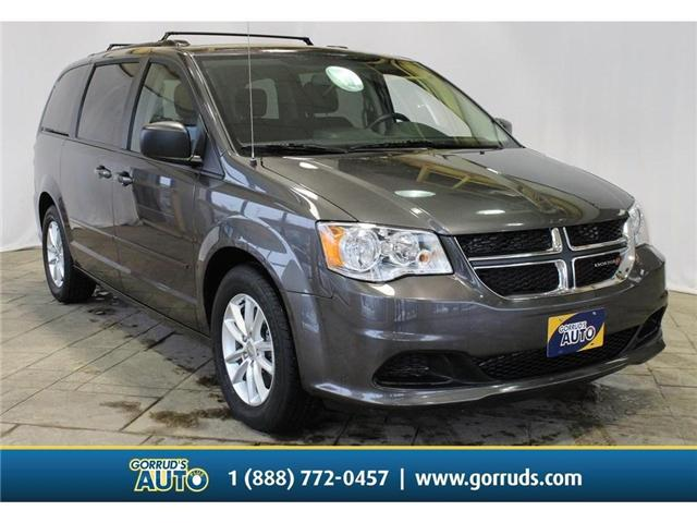 2016 Dodge Grand Caravan SE/SXT (Stk: 347139) in Milton - Image 1 of 40