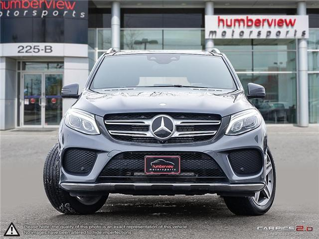2016 Mercedes-Benz GLE-Class Base (Stk: 19MSC017) in Mississauga - Image 2 of 30