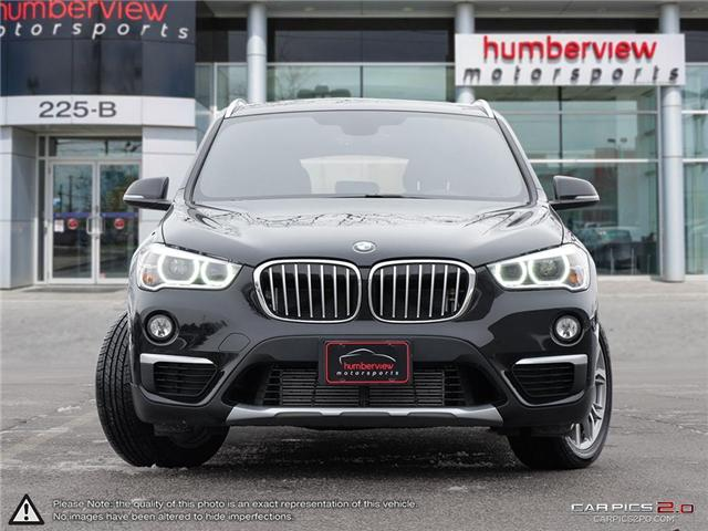 2017 BMW X1 xDrive28i (Stk: 19HMS023) in Mississauga - Image 2 of 30