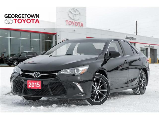 2015 Toyota Camry  (Stk: 15-85885) in Georgetown - Image 1 of 19